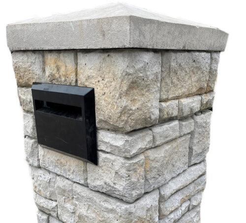 Concrete Letter Box